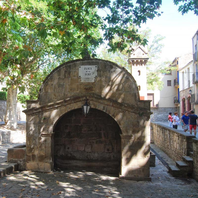 10.09.2016 font de la vila  Torà -  Ramon Sunyer