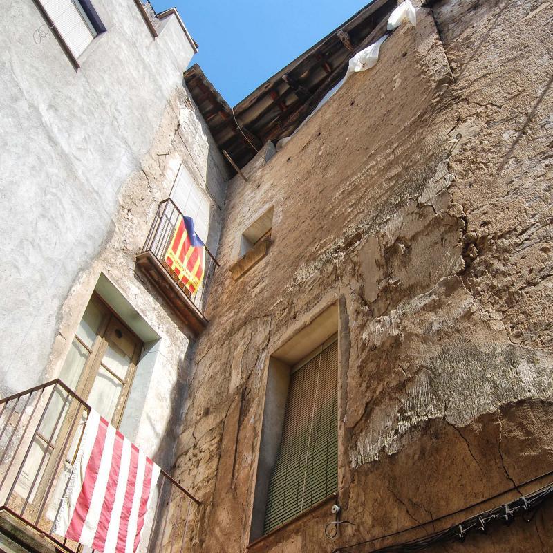 10.09.2016 façana  Torà -  Ramon Sunyer