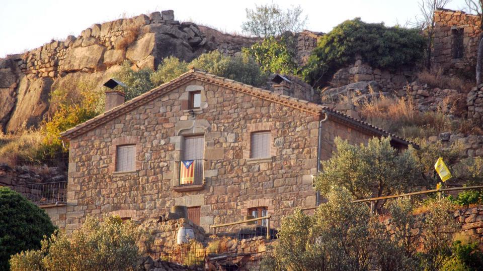 30.08.2016 casa  L'Aguda -  Ramon Sunyer