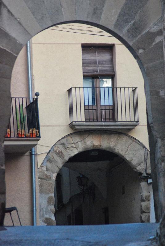 portals de Torà Foto: Ramon Sunyer - Torà