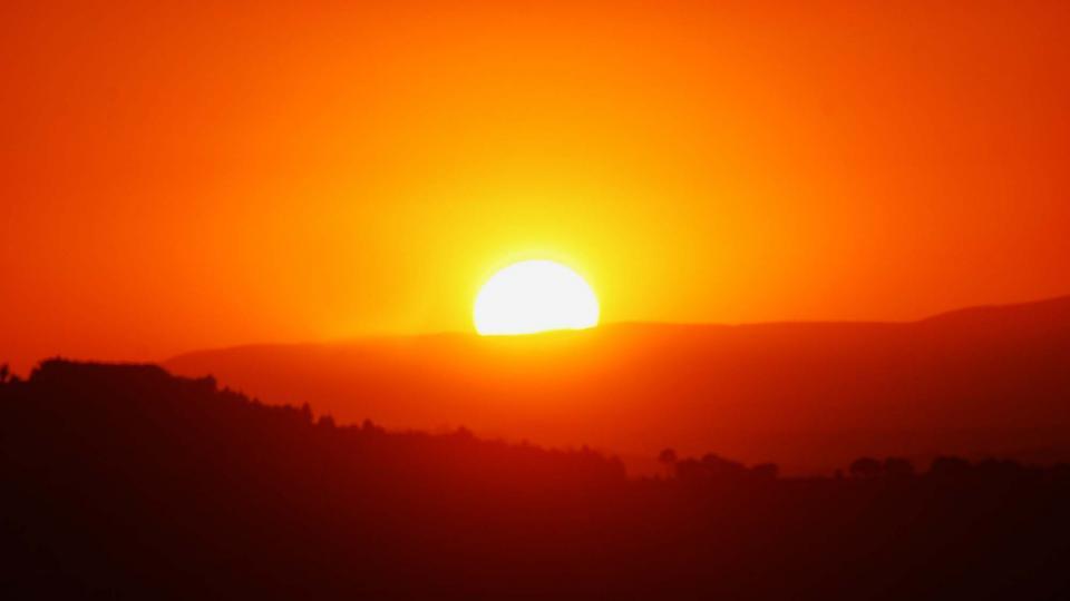 05.08.2016 posta de sol  Dusfort -  Ramon Sunyer