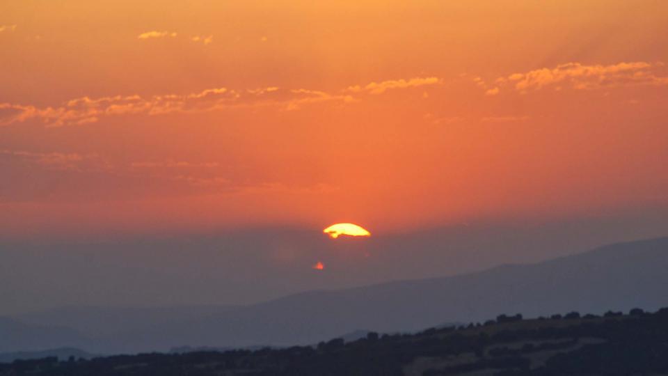 01.08.2016 posta de sol  Palouet -  Ramon Sunyer