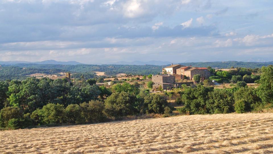 25.06.2016 vista  Sant Serni -  Ramon Sunyer
