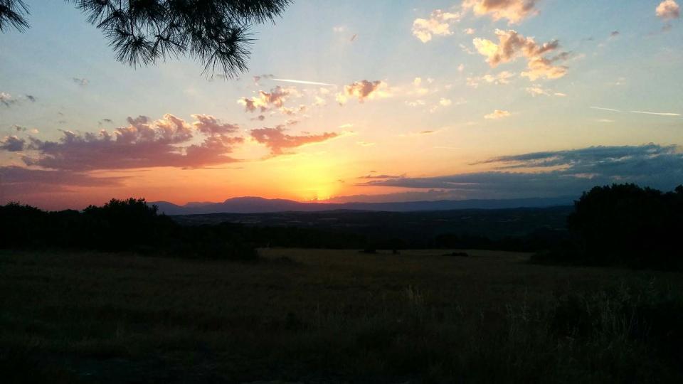 25.06.2016 Posta de Sol  Lloberola -  Ramon Sunyer