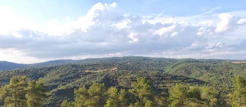 Ruta de senderisme de GR-170 Etapa 2 Sant Serni-Torà - Autor Ramon Sunyer (2016)