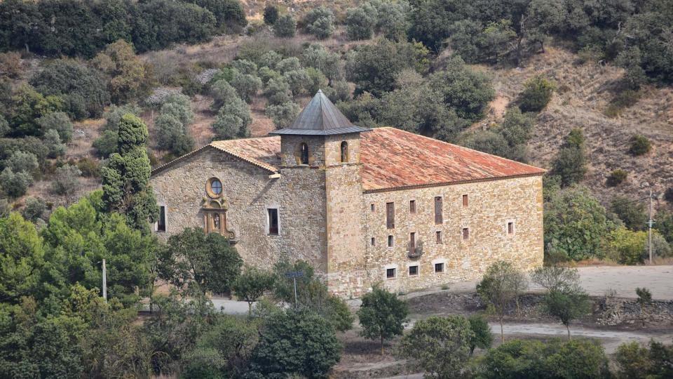 Church of Santuari de Santa Maria - Author Ramon Sunyer (2016)