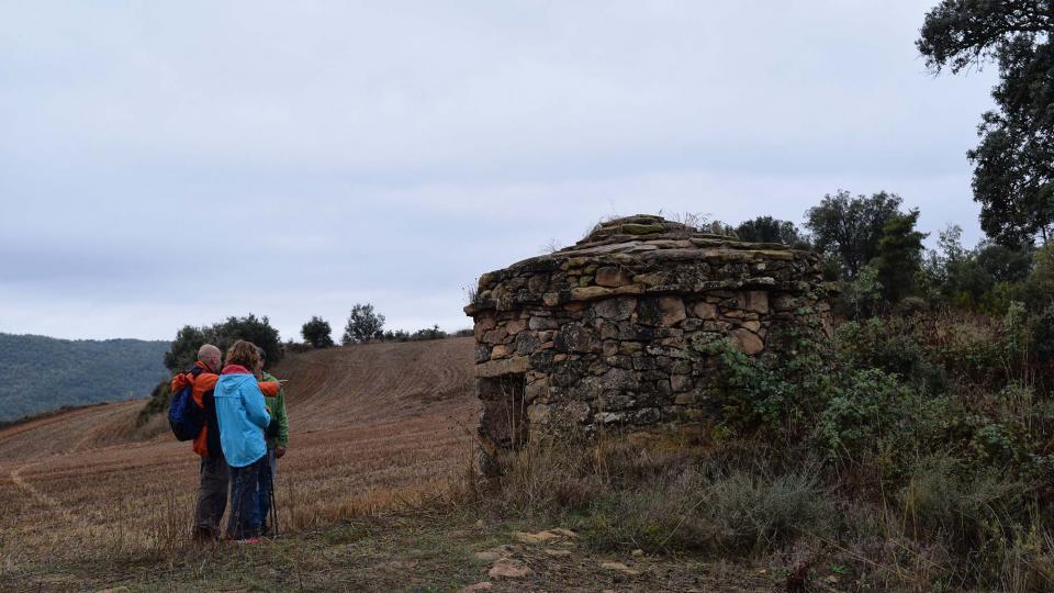 22.10.2016 cabana circular del Solà  Fontanet -  Ramon Sunyer