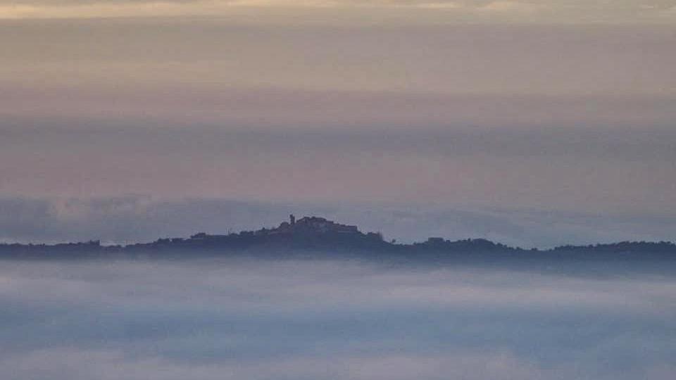 02.12.2016 la boira plana a la vall  Palou -  Montse Fornells