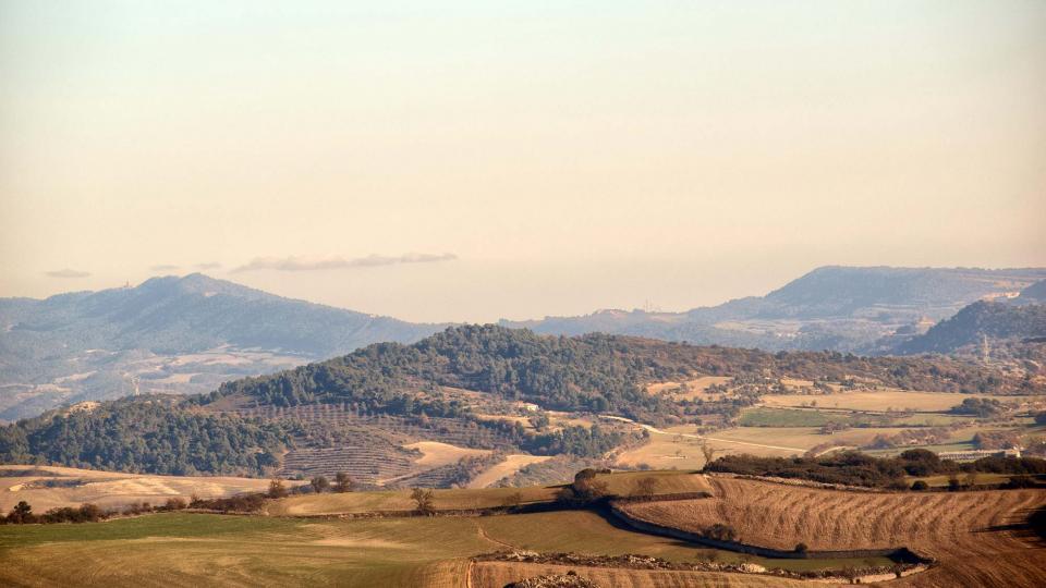 08.12.2016 paisatge  Vicfred -  Ramon Sunyer