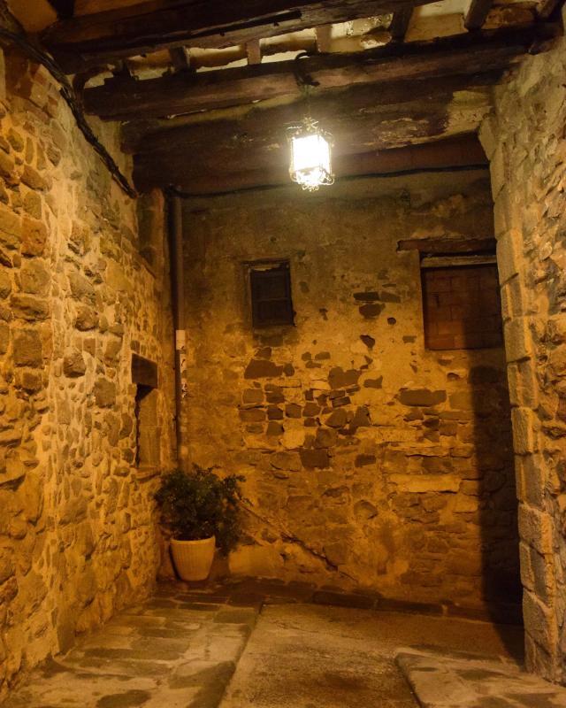 09.12.2016 carrer sant sebastià  Torà -  Ramon Sunyer