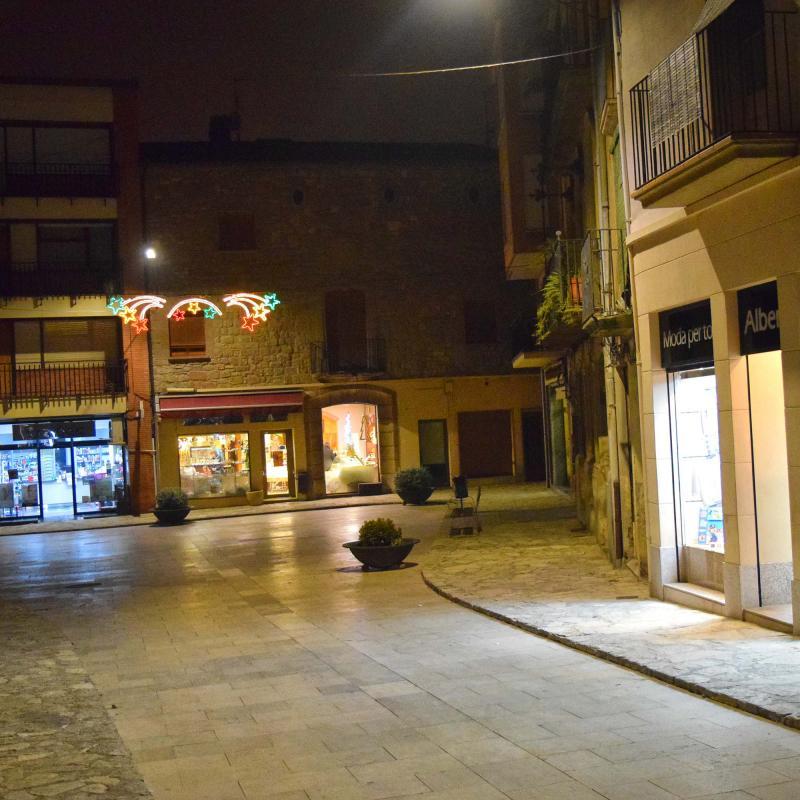 09.12.2016 Plaça del Pati  Torà -  Ramon Sunyer