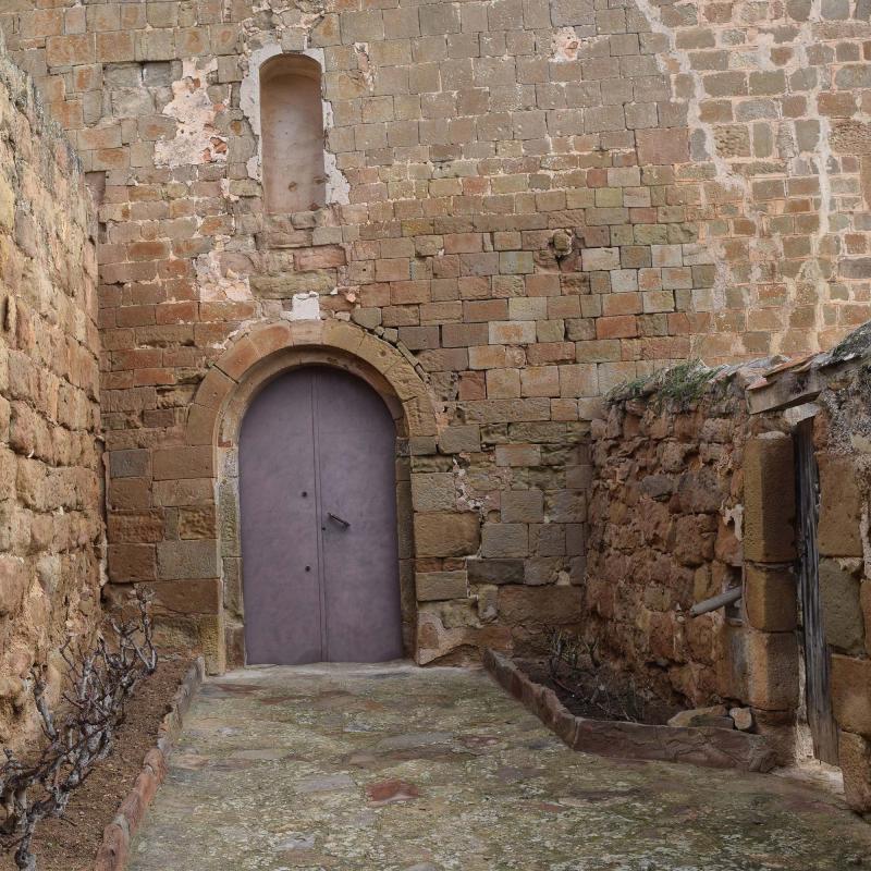 05.01.2017 Església de Sant Tirs  Oliola -  Ramon Sunyer