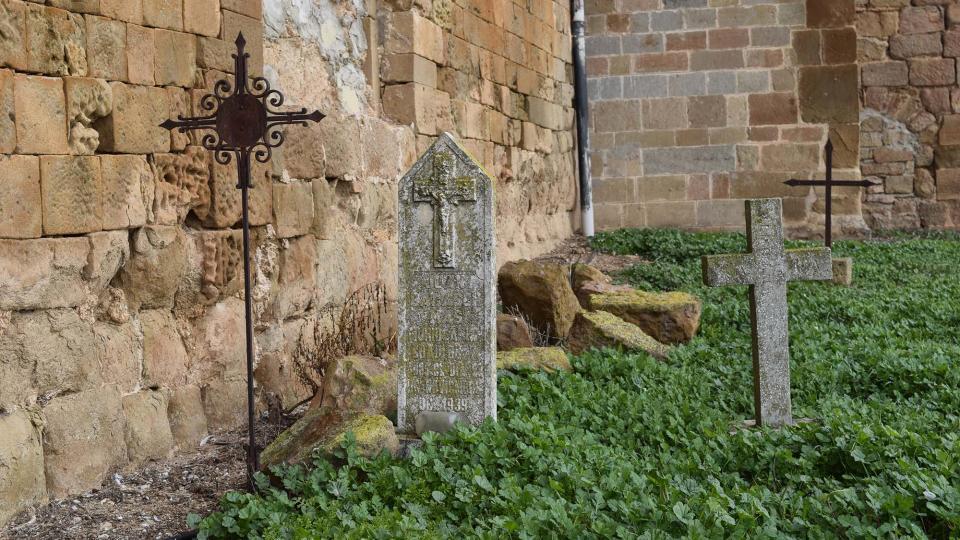 05.01.2017 cementiri vell  Oliola -  Ramon Sunyer