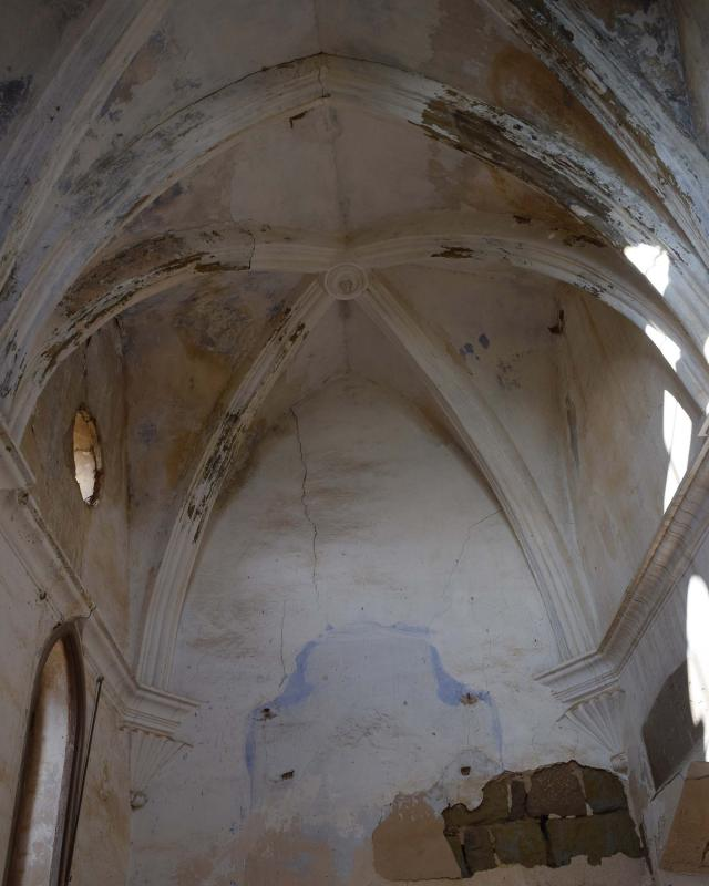 Church of  Mare de Déu del Carme - Author Ramon Sunyer (2017)