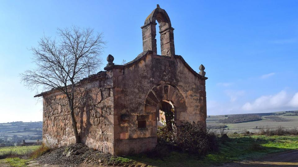 05.01.2017 Ermita Santa Magdalena  98 - Autor Ramon Sunyer