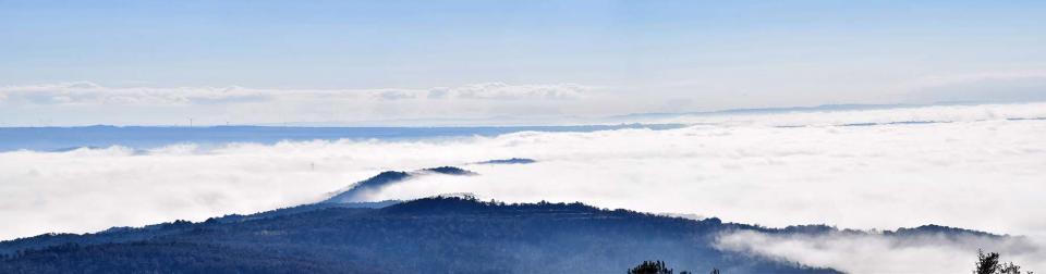 31.12.2016 La boira s'estèn per la Vall  Biosca -  Ramon Sunyer