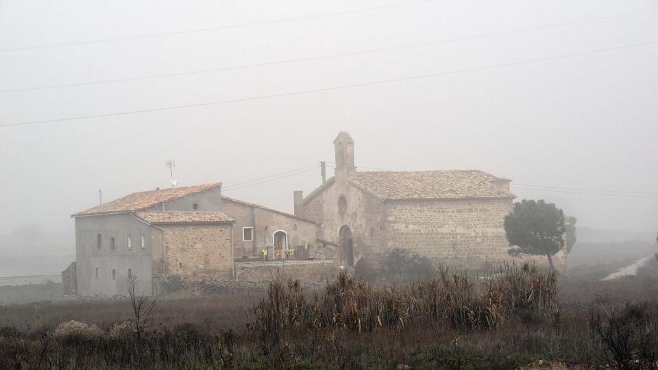 31.12.2016 Sant Pelegrí  Biosca -  Ramon Sunyer