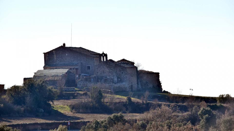 31.12.2016 Sant pere saserra  Biosca -  Ramon Sunyer