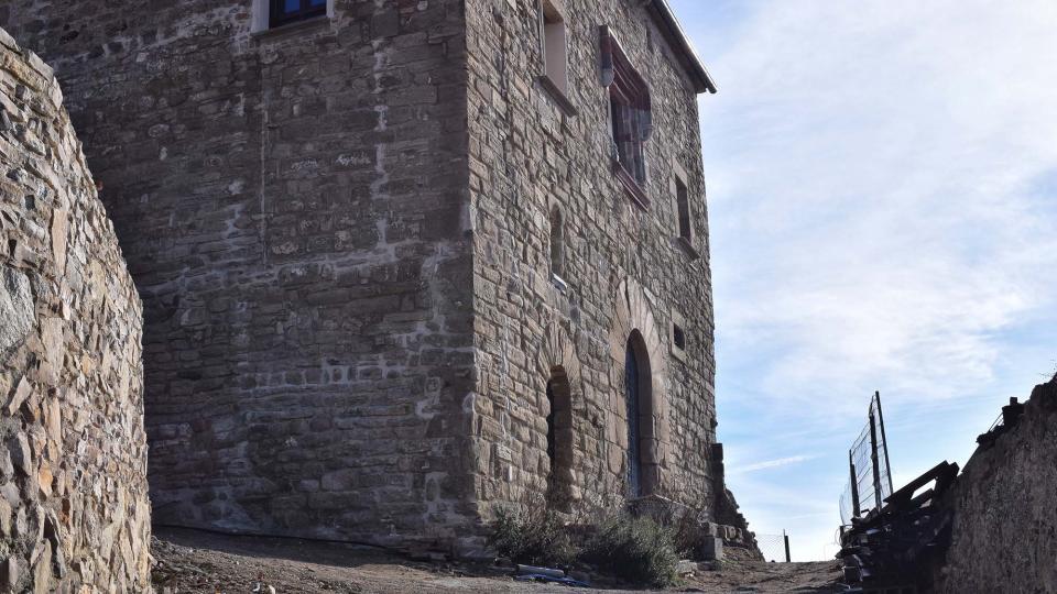Château de  Enfesta - Auteur Ramon Sunyer (2017)