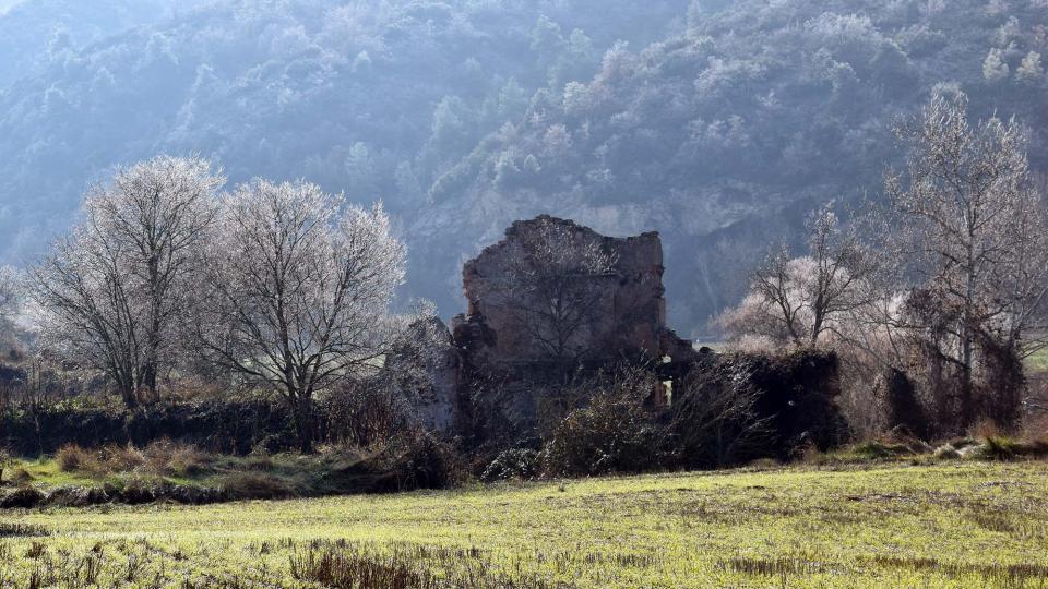 02.01.2017   Castellfollit de Riubregós -  Ramon Sunyer