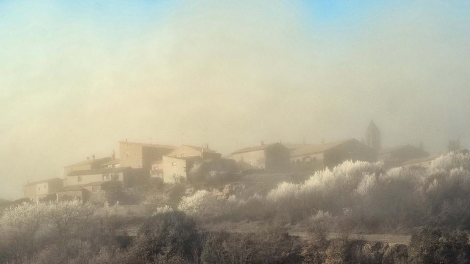 01.01.2017   Prades de la Molsosa -  Ramon Sunyer
