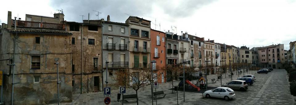 22.01.2017 Plaça del Vall  Torà -  Ramon Sunyer