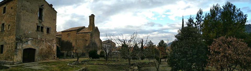 22.01.2017 Convent sant Antoni  Torà -  Ramon Sunyer
