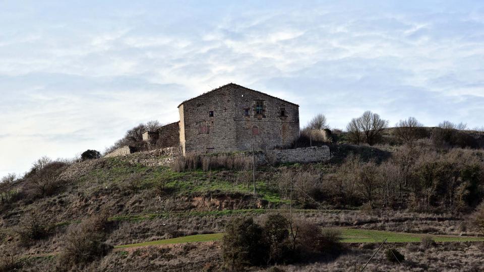 29.01.2017 Castelltort  Mirambell -  Ramon Sunyer