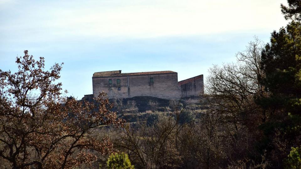 29.01.2017 mas  Castellfollit de Riubregós -  Ramon Sunyer