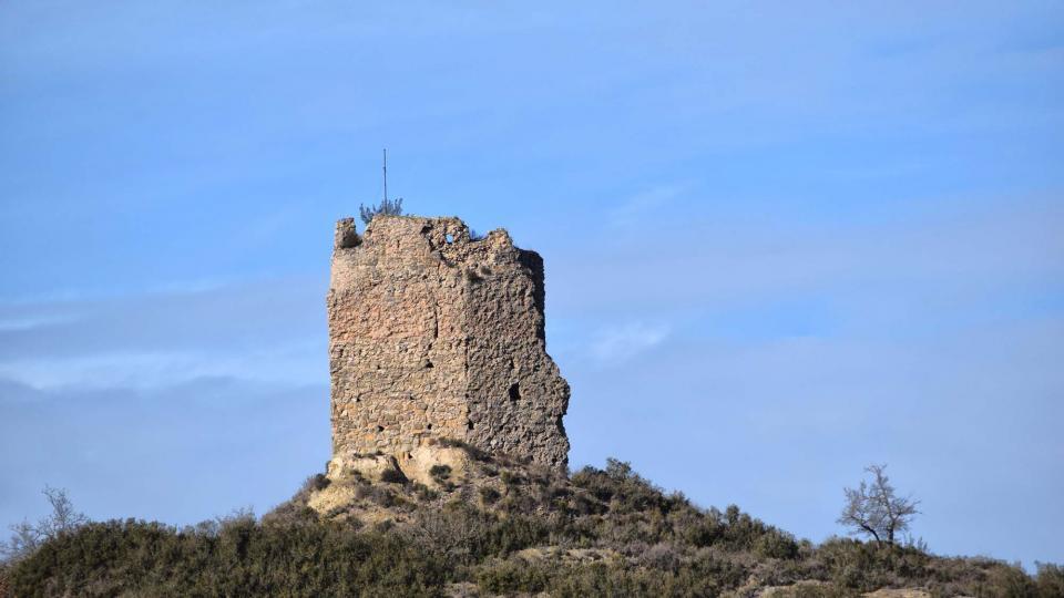 29.01.2017 Torre del Raval   Castellfollit de Riubregós -  Ramon Sunyer