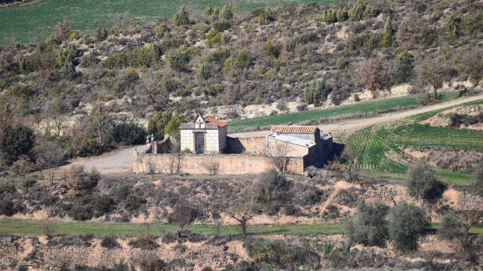 18.02.2017 cementiri  Cellers -  Ramon Sunyer