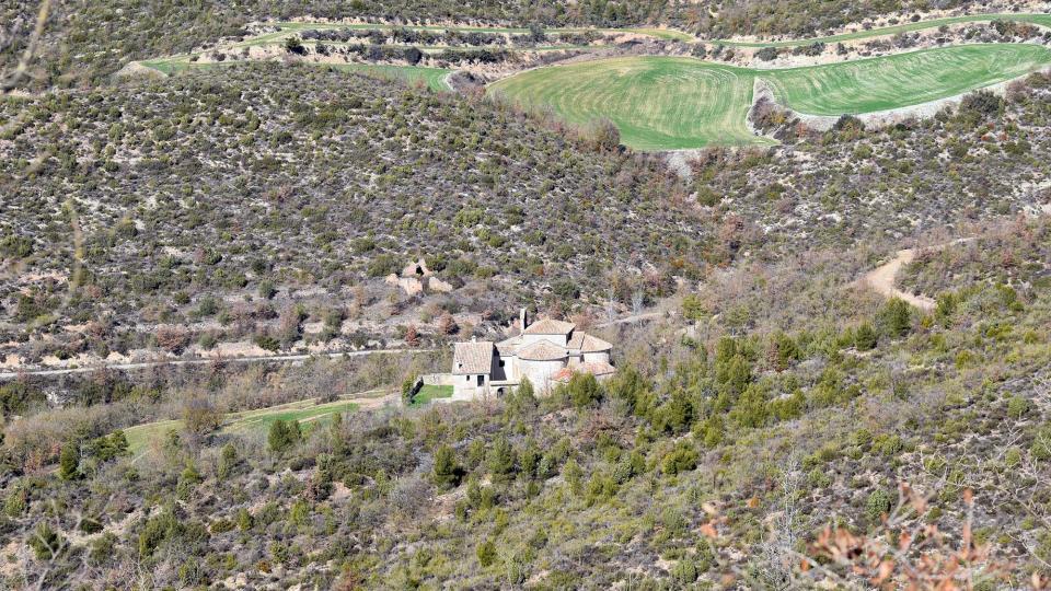 18.02.2017 monestir  Cellers -  Ramon Sunyer