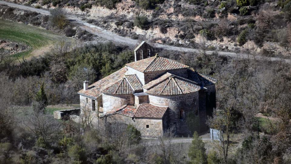 monestir Foto: Ramon Sunyer - Cellers