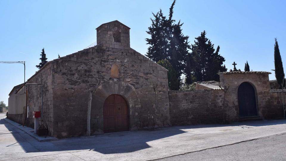 Capella de  Santa Magdalena - Autor Ramon Sunyer (2017)