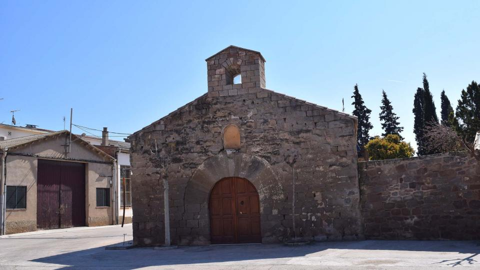 19.03.2017 Capella de Santa Magdalena  Sanaüja -  Ramon Sunyer
