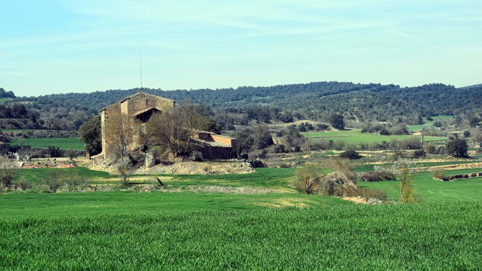 18.03.2017 Mas Jovans  Puigredon -  Ramon Sunyer