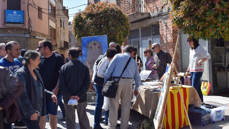 14.04.2017 Amics de la torre de Vallferosa  Torà -  Ramon Sunyer