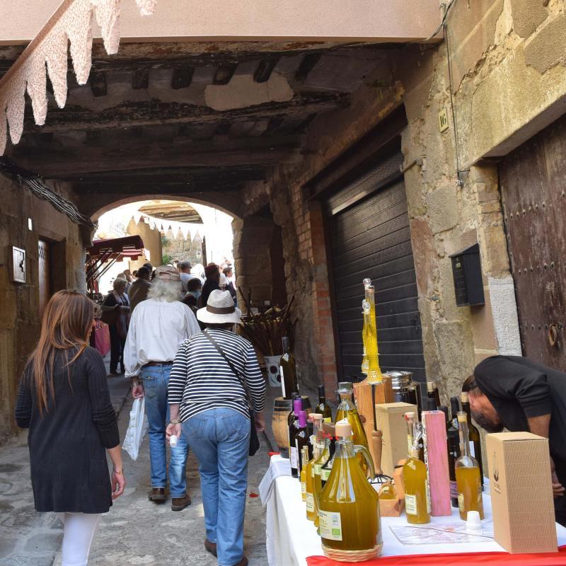 14.04.2017 Vins i olis ecològics  Torà -  Ramon Sunyer