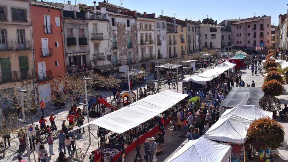 14.04.2017 Plaça del Vall  Torà -  Ramon Sunyer