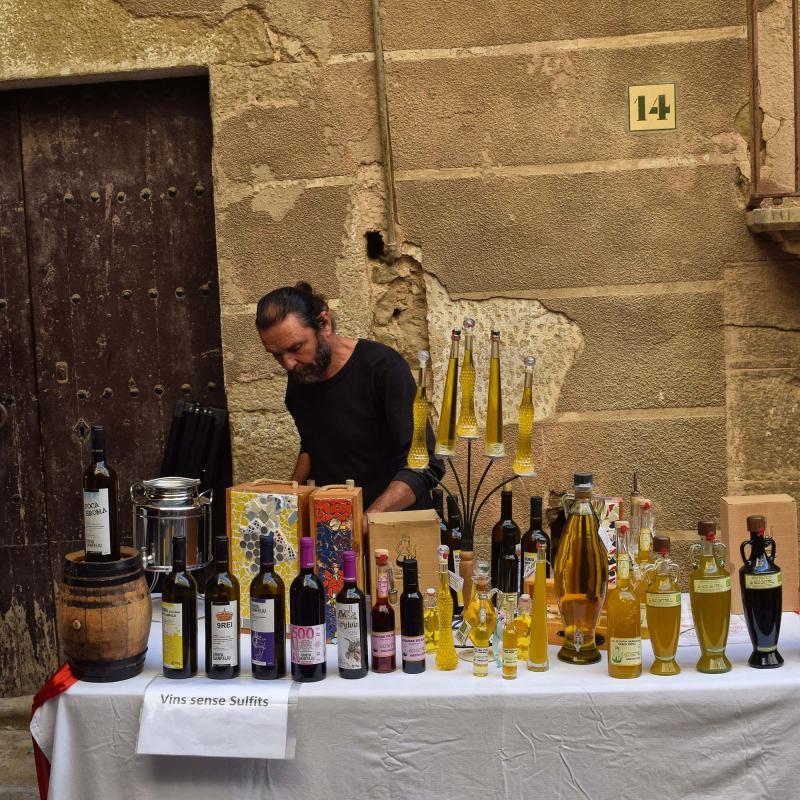 14.04.2017 Vins i olis  Torà -  Ramon Sunyer