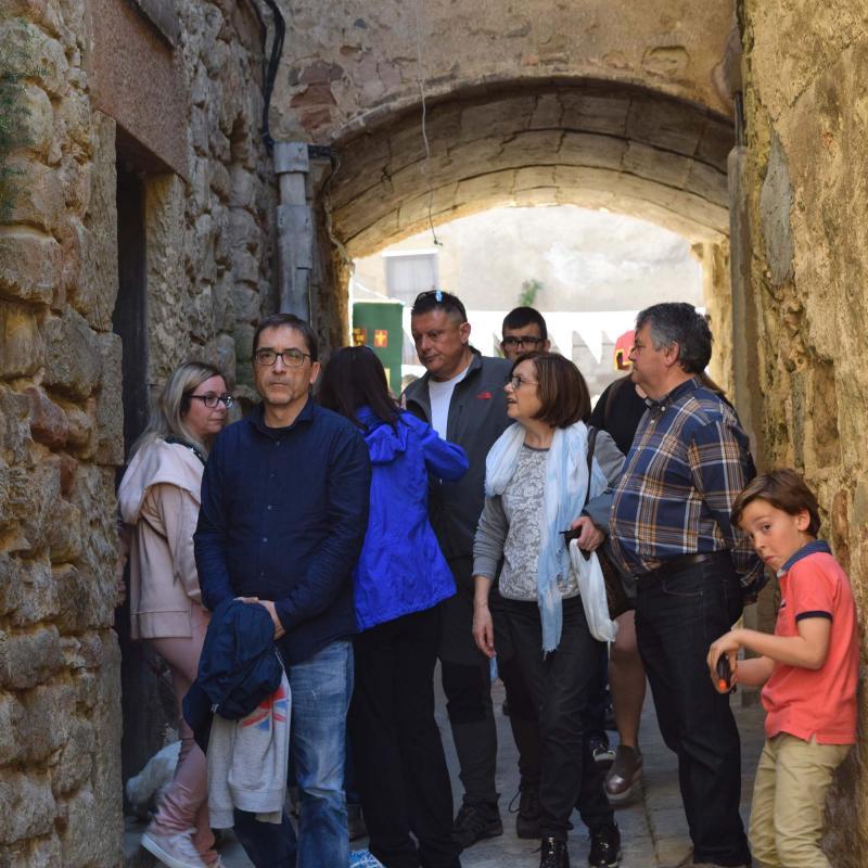 14.04.2017 Museu del pa  Torà -  Ramon Sunyer