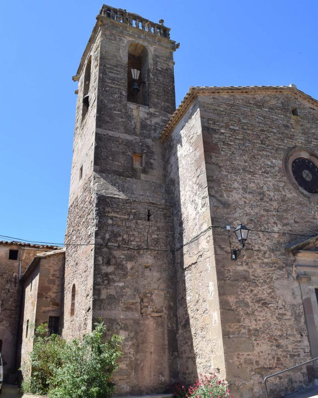 07.05.2017 Església Sant Pere  Vallmanya -  Ramon Sunyer