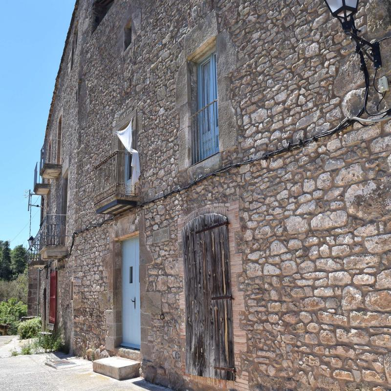 07.05.2017 detall casa  Vallmanya -  Ramon Sunyer
