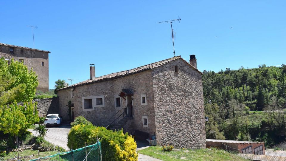 07.05.2017 poble  Vallmanya -  Ramon Sunyer