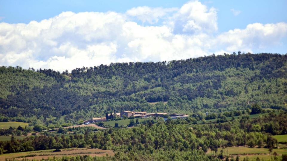 07.05.2017 Vista des de Pinós  La Molsosa -  Ramon Sunyer