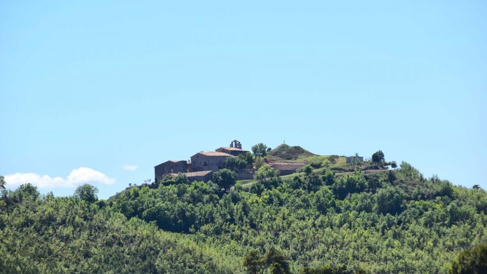 07.05.2017 poble  Pinós -  Ramon Sunyer