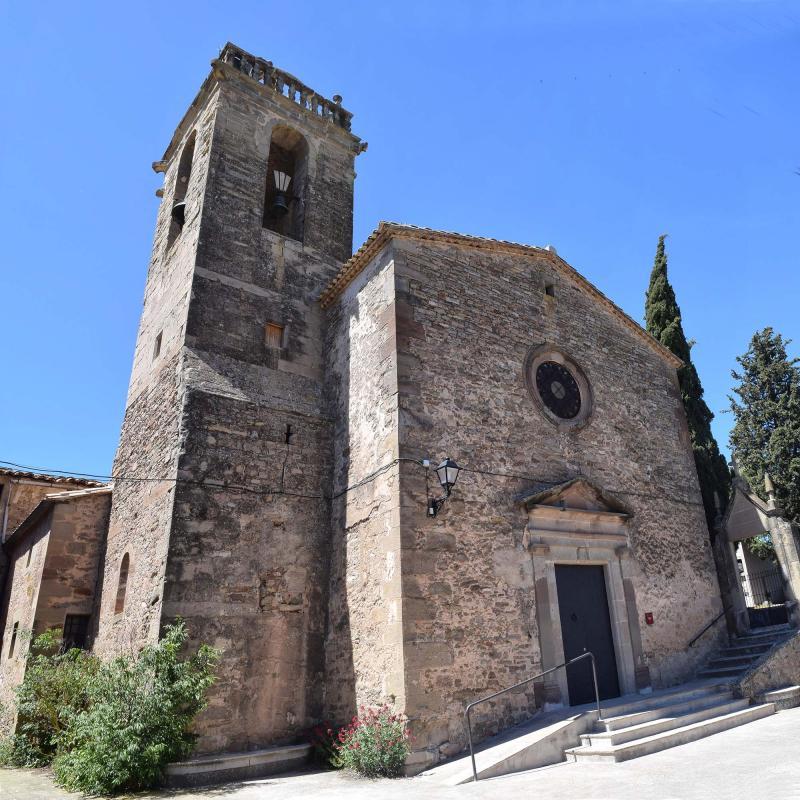 07.05.2017 Sant Pere  Vallmanya -  Ramon Sunyer