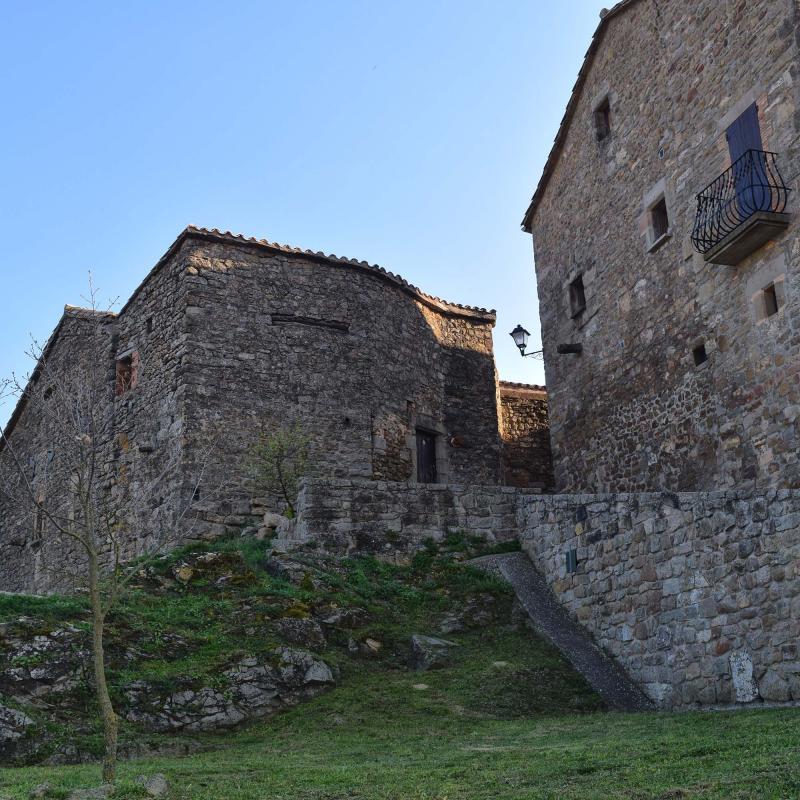 08.04.2017 poble  Pinós -  Ramon Sunyer