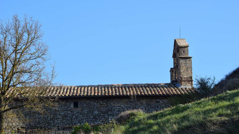 08.04.2017 Església de Sant Vicenç  Pinós -  Ramon Sunyer