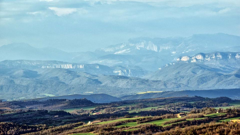 08.04.2017 paisatge  Ardèvol -  Ramon Sunyer